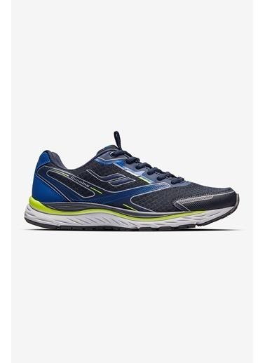 Lescon Space Runner 2 Koşu Lacivert Kadın Spor Ayakkabı Lacivert